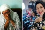 Vụ máy bay rơi ở Indonesia: Xúc động chiếc áo hồng của hành khách nhí được tìm thấy và câu chuyện con trai nhỏ ngăn bố lên máy bay tử thần được tiết lộ-7