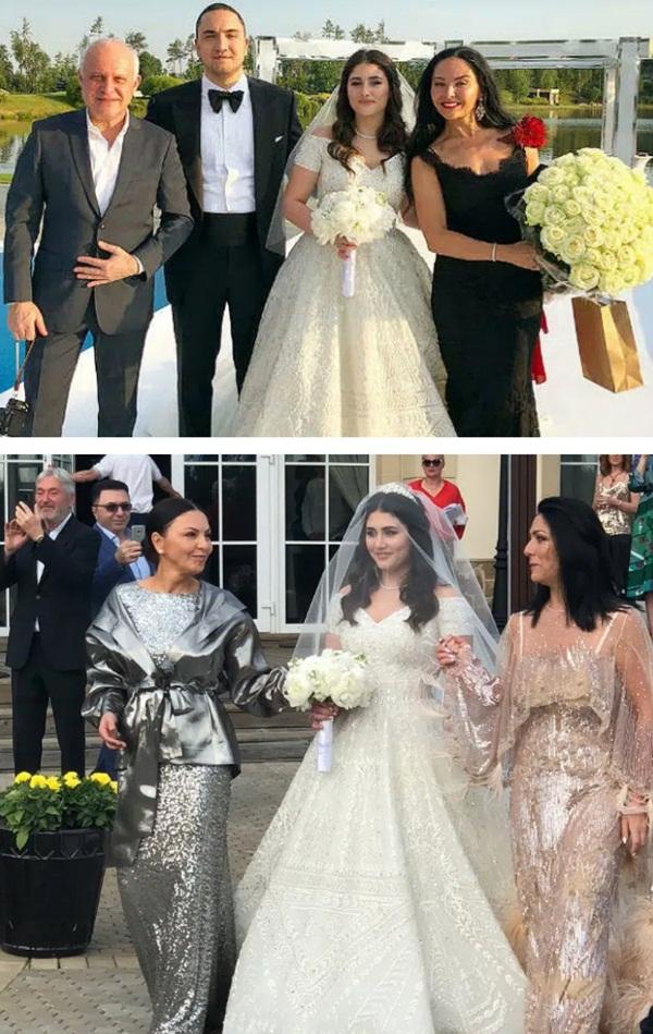 Sau đám cưới xa hoa với con trai của cựu quan chức, tiểu thư nhà tỷ phú Nga bị phanh phui vụ ngoại tình, kẻ thứ 3 có danh tính khủng không kém-2