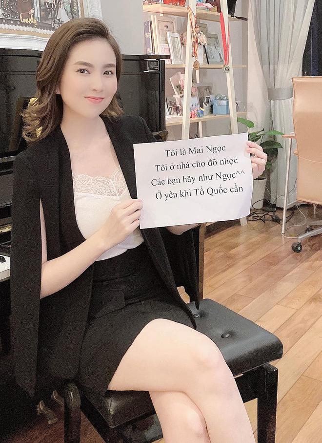 MC Mai Ngọc VTV sống trong căn hộ cực đẳng cấp, nhìn phòng bếp và ban công là biết thuộc team nghiện nhà-6