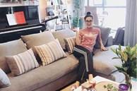 MC Mai Ngọc VTV sống trong căn hộ cực đẳng cấp, nhìn phòng bếp và ban công là biết thuộc team nghiện nhà