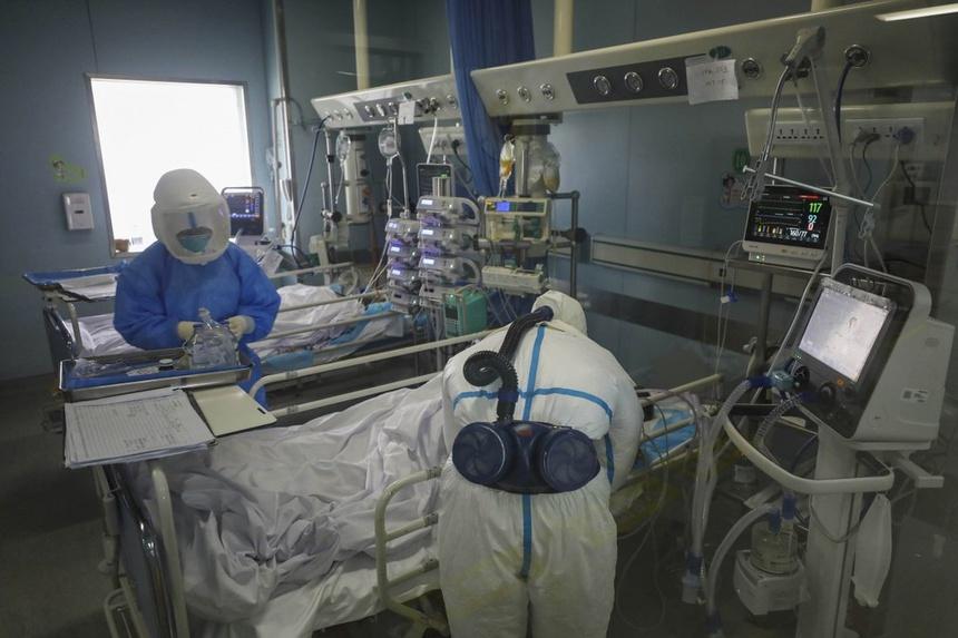 Phát hiện bất ngờ về bệnh nhân mắc Covid-19 tại Vũ Hán sau 6 tháng-1
