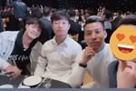 Đám cưới Bùi Tiến Dũng: Xuân Trường suýt ngã nhào sau màn khiêu cũ cồng kềnh cùng Quang Hải-2