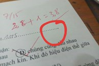Thầy cô thời 4.0 phải đánh mã đề 'dị' như thế này, học trò xem xong chỉ biết khóc thét