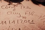 Video: Ngắm tuyết rơi phủ trắng đồi núi nhà cửa ở Y Tý, Lào Cai-1