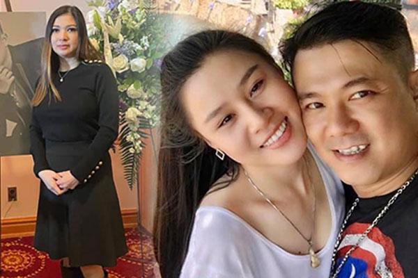 Vợ Vân Quang Long có động thái đầu tiên sau những lùm xùm những ngày qua