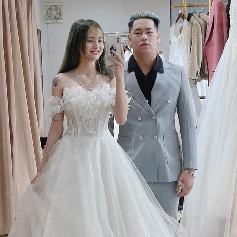 Đám cưới sau vụ lộ clip nóng, hôn phu streamer Alice tuyên bố không muốn có con-1
