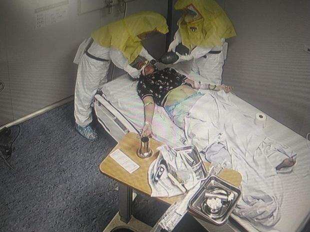 Tình hình sức khỏe của bệnh nhân Covid-19 bị cơn bão cytokine ở Hà Nội diễn biến ra sao?-1
