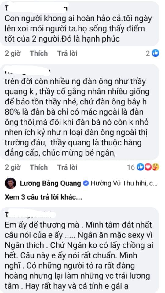 Lương Bằng Quang lần đầu bật mí lí do khiến anh say Ngân 98-3