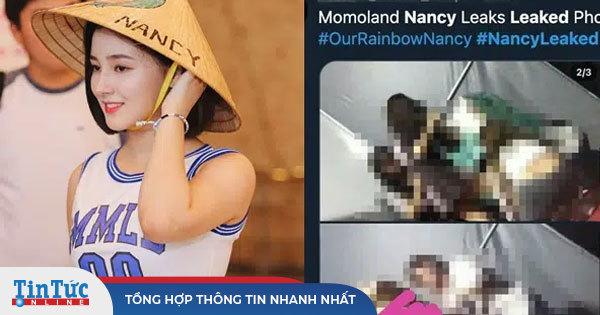 Xác nhận Nancy (Momoland) bị phát tán ảnh thay đồ tại sự kiện AAA ở Việt Nam