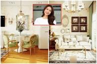 Cận cảnh căn hộ chuẩn phong cách Châu Âu với nội thất sang của Hòa Minzy