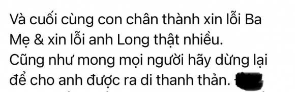 Phạm Thanh Thảo tiết lộ con gái lớn của Vân Quang Long không dám đi học, lộ tin nhắn xin lỗi của Linh Lan?-1