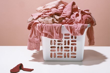 Quần áo không được giặt theo cách này, nếu không càng giặt càng bẩn