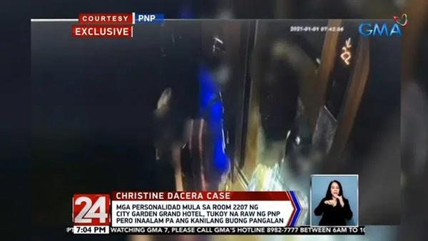 Công bố hình ảnh những vị khách tại căn phòng Á hậu Philippines tới trong đêm định mệnh, 1 nghi phạm thừa nhận có đem ma túy-1