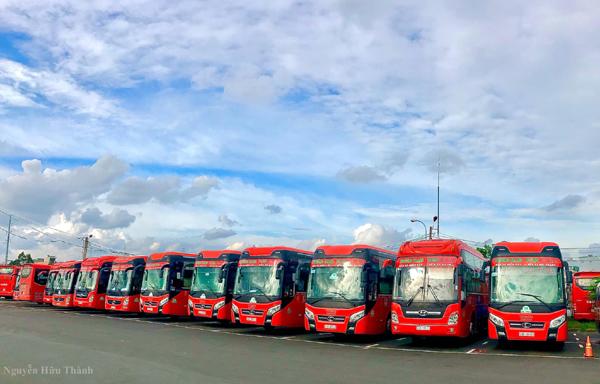 Phương Trang vào top 5 công ty uy tín ngành vận tải và logistic 2020-3