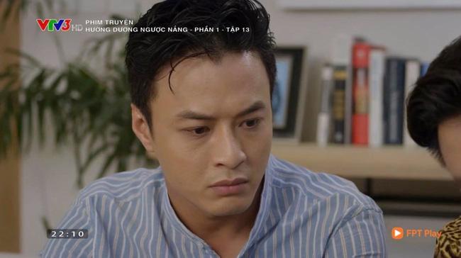 Hướng dương ngược nắng tập 13: Kiên (Hồng Đăng) lên kế hoạch đá Châu, lộ mặt khó chịu khi tưởng Minh đã thuộc về Hoàng-3