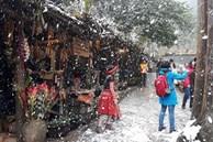 Các tour du lịch săn tuyết 'cháy vé' dịp rét đậm, rét hại