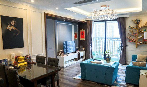 Cơ ngơi của MC Vân Hugo: 1 căn hộ cao cấp ở Hà Nội, 1 biệt thự trắng ở Sài Gòn, nhìn đâu cũng mê-3