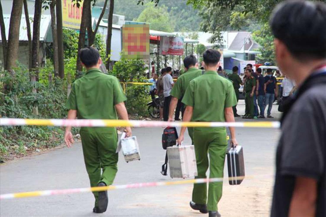 Nam sinh lớp 5 bị đâm tử vong trên đường đến trường-1