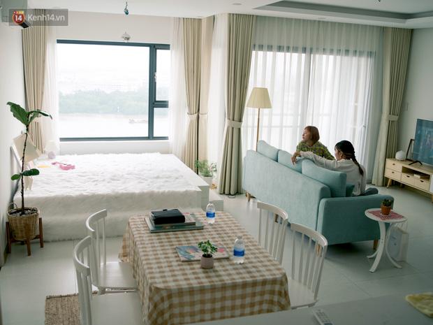 Trang Hý chơi sang ở một mình một nhà rộng 120m2 với 3 phòng ngủ, nội thất rẻ đến bất ngờ-6