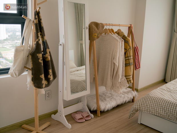 Trang Hý chơi sang ở một mình một nhà rộng 120m2 với 3 phòng ngủ, nội thất rẻ đến bất ngờ-9