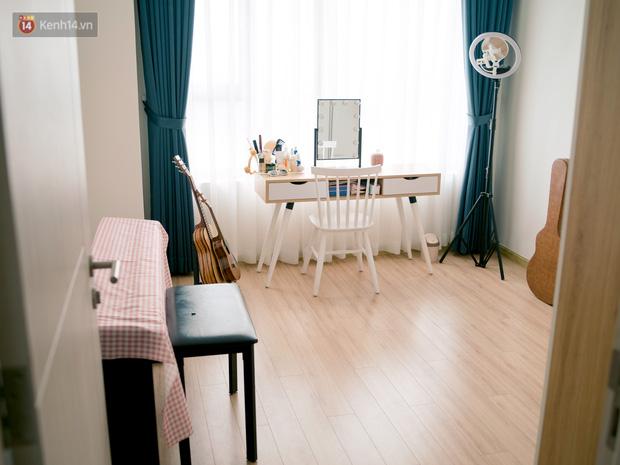 Trang Hý chơi sang ở một mình một nhà rộng 120m2 với 3 phòng ngủ, nội thất rẻ đến bất ngờ-10
