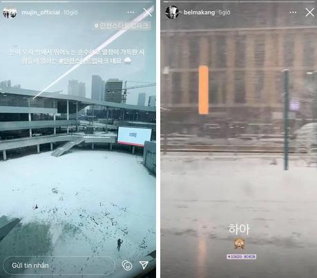 Hyun Bin và Son Ye Jin lộ chuyện bên nhau không rời trong những ngày tuyết rơi?-1