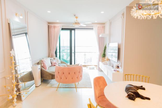 Thăm căn hộ màu hồng của Ngọc Thảo: Nội thất tự mua hết 850 triệu, xuất hiện nhiều nhân vật lạ ở chung-2