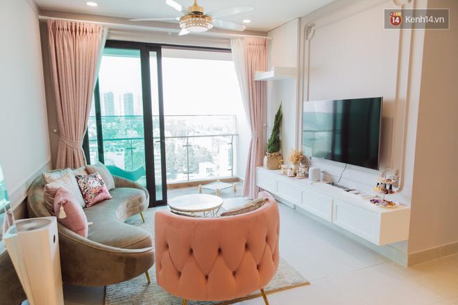 Thăm căn hộ màu hồng của Ngọc Thảo: Nội thất tự mua hết 850 triệu, xuất hiện nhiều nhân vật lạ ở chung-3
