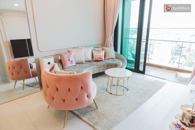 Thăm căn hộ màu hồng của Ngọc Thảo: Nội thất tự mua hết 850 triệu, xuất hiện nhiều nhân vật lạ ở chung-4