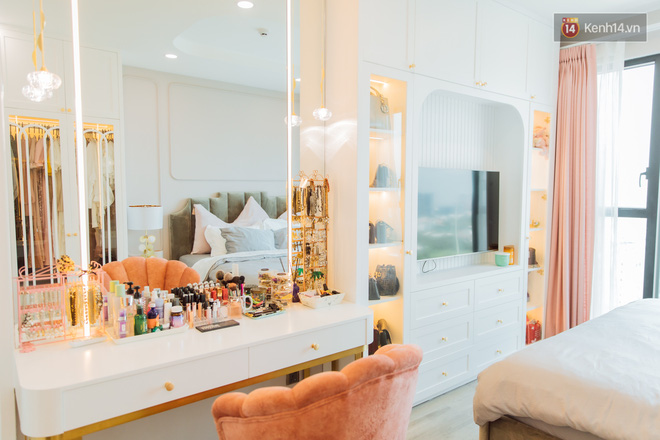 Thăm căn hộ màu hồng của Ngọc Thảo: Nội thất tự mua hết 850 triệu, xuất hiện nhiều nhân vật lạ ở chung-10