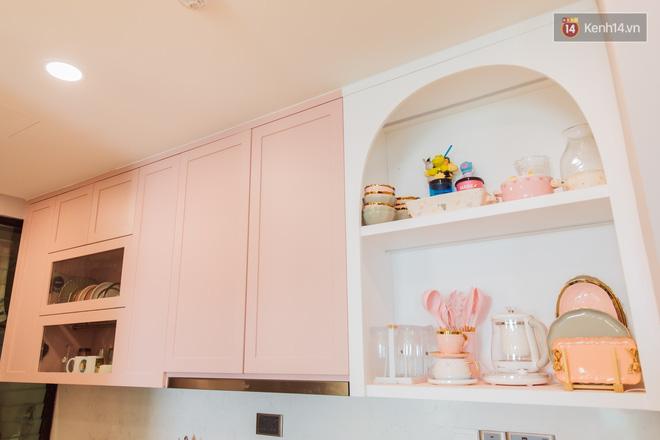 Thăm căn hộ màu hồng của Ngọc Thảo: Nội thất tự mua hết 850 triệu, xuất hiện nhiều nhân vật lạ ở chung-18