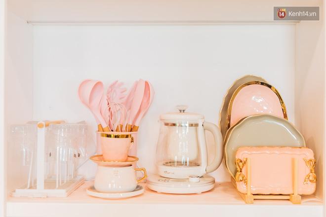 Thăm căn hộ màu hồng của Ngọc Thảo: Nội thất tự mua hết 850 triệu, xuất hiện nhiều nhân vật lạ ở chung-19