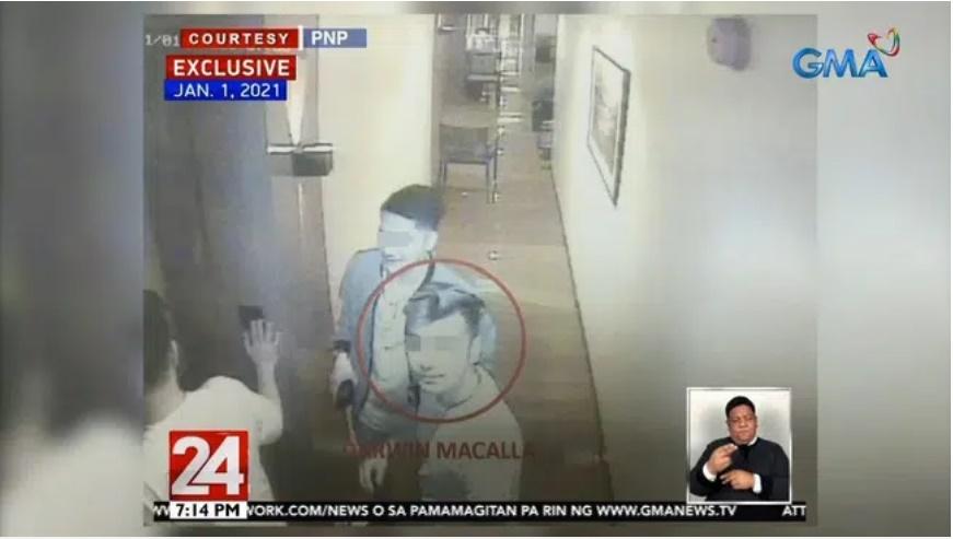 Hình ảnh và danh tính nghi phạm đầu tiên tại căn phòng Á hậu Philippines lui tới trong đêm định mệnh, nhân viên khách sạn lên tiếng phân trần-1