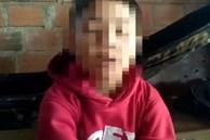 CLIP: Bé 9 tuổi kể việc bị cha bạo hành đến toác đầu, mẻ răng