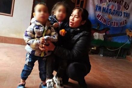 Bác ruột không cho nhập hộ khẩu, 2 bé bị bỏ rơi có thể phải vào trại trẻ mồ côi