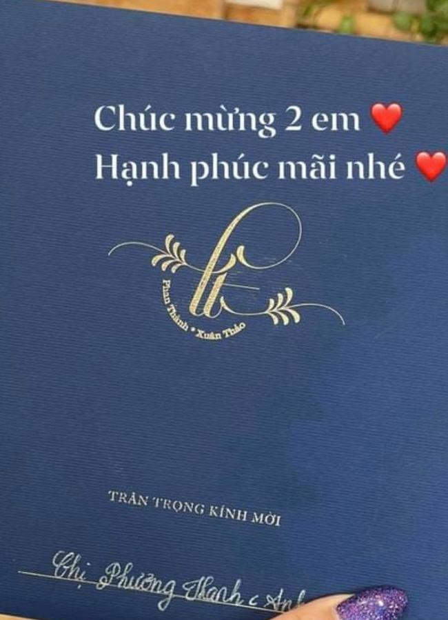 Phản ứng của Midu giữa lúc rò rỉ ảnh thiệp cưới của Phan Thành và thiên kim tiểu thư Primmy Trương-1