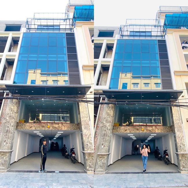 Hằng Túi mừng sinh nhật chồng kiêm chốt sổ năm cũ bằng chiếc building siêu to khổng lồ ngay giữa trung tâm Hà Nội-2