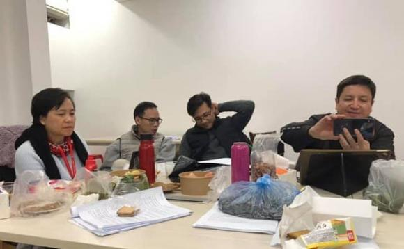 Thực hư thông tin nghệ sĩ Quốc Khánh không đóng Ngọc Hoàng trong Táo Quân 2021-2