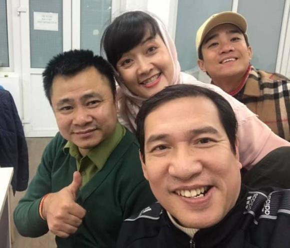 Thực hư thông tin nghệ sĩ Quốc Khánh không đóng Ngọc Hoàng trong Táo Quân 2021-4