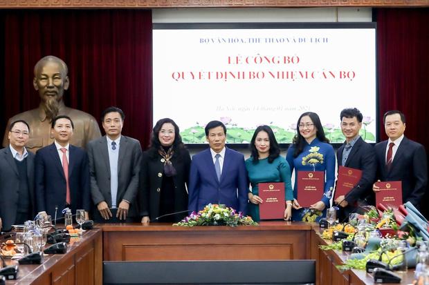 NS Xuân Bắc chính thức lên chức Giám đốc Nhà hát Kịch Việt Nam-1