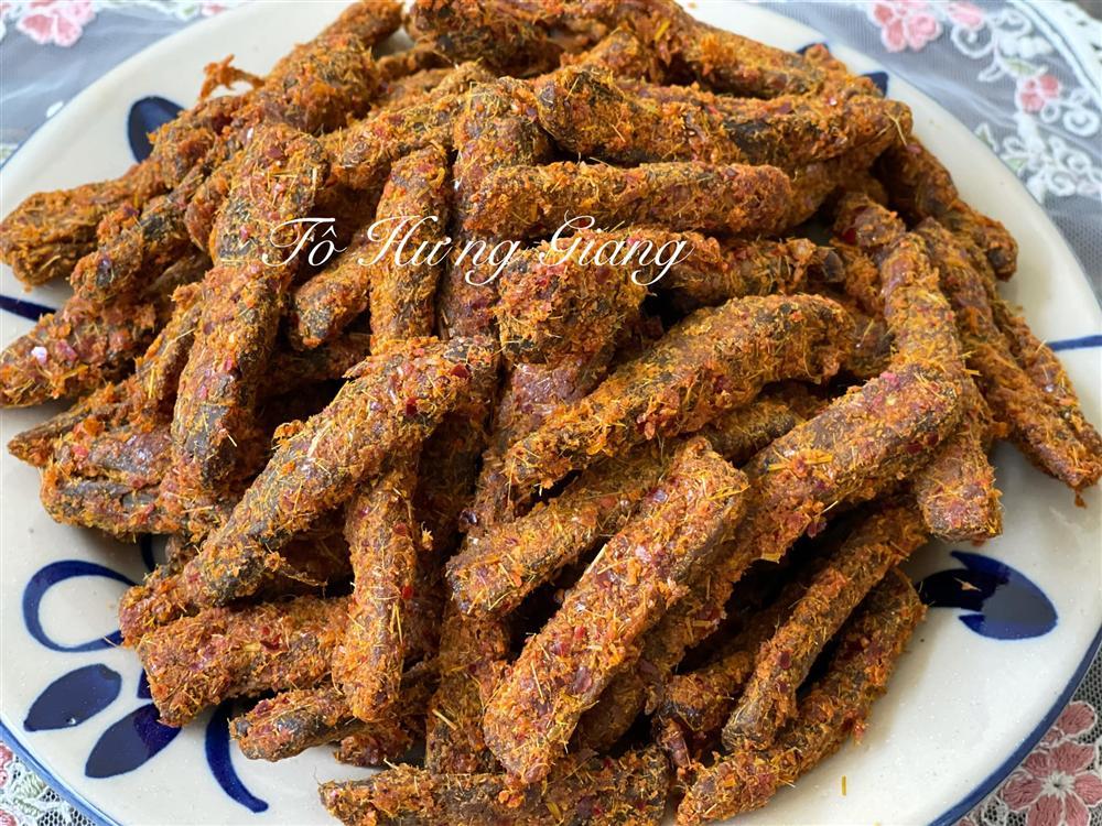 Mách bạn cách chế biến món thịt bò khô thơm ngon chuẩn vị, ngày Tết đãi khách nhâm nhi vừa sang vừa độc đáo-1
