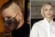 Hết 'gây sốt' với mái tóc cạo nửa đầu, Vương phi Monaco xuất hiện với diện mạo mới nhưng lại khiến công chúng thất vọng