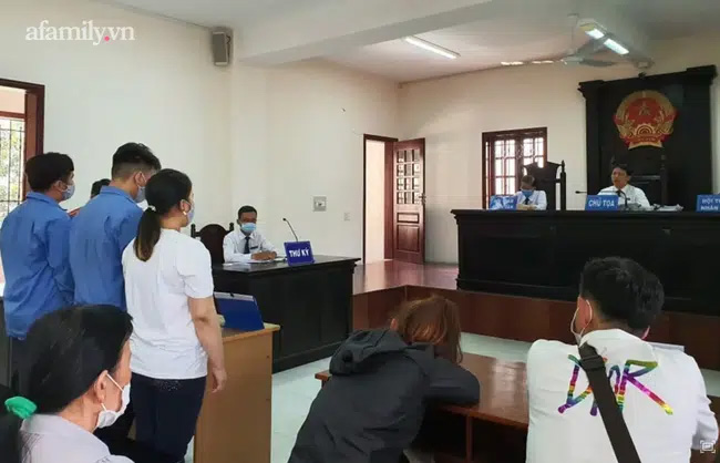 Xét xử vụ thai phụ bị tra tấn đến mất con ở TP.HCM: Bị cáo nói đánh đập bị hại vì ăn cắp tiền-2