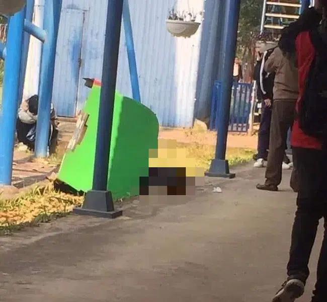 NÓNG: Đang chơi trò tàu lượn ở Đảo Ngọc Xanh - Phú Thọ thì gặp sự cố, 1 cháu bé tử vong, 2 cháu bị thương nặng-1
