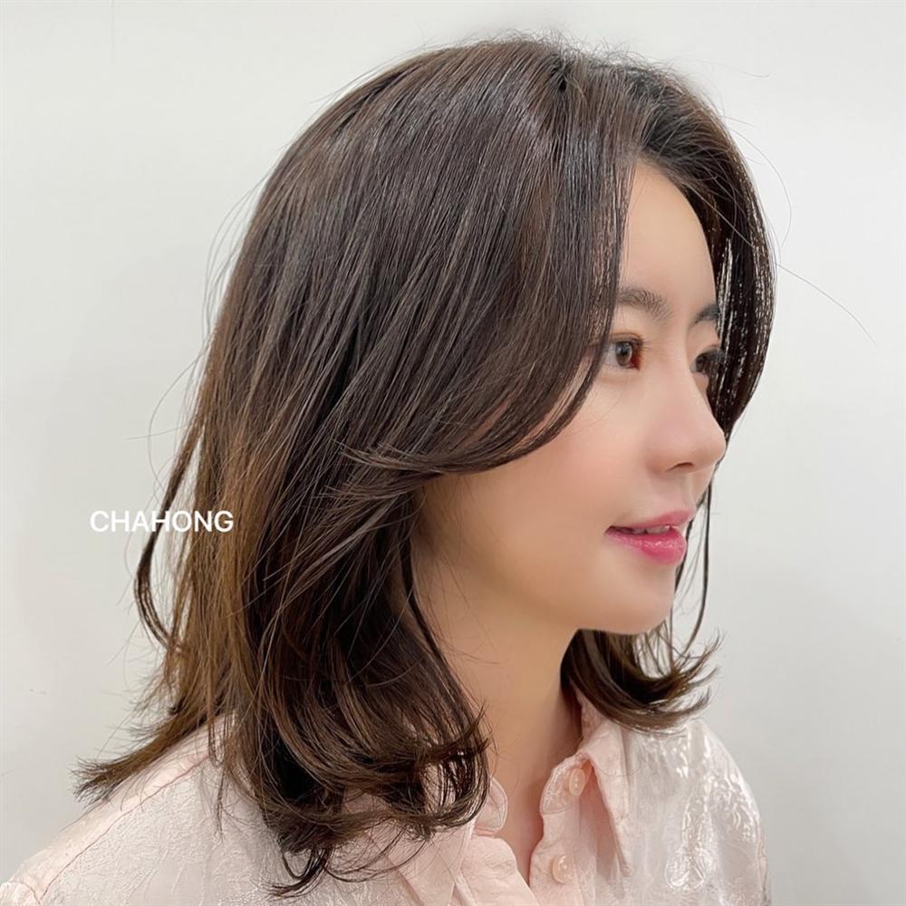 Có tận 4 kiểu tóc tỉa layer xinh mê hồn cho bạn chọn để Tết này được khen là đẹp và sang hơn năm ngoái bao nhiêu-11