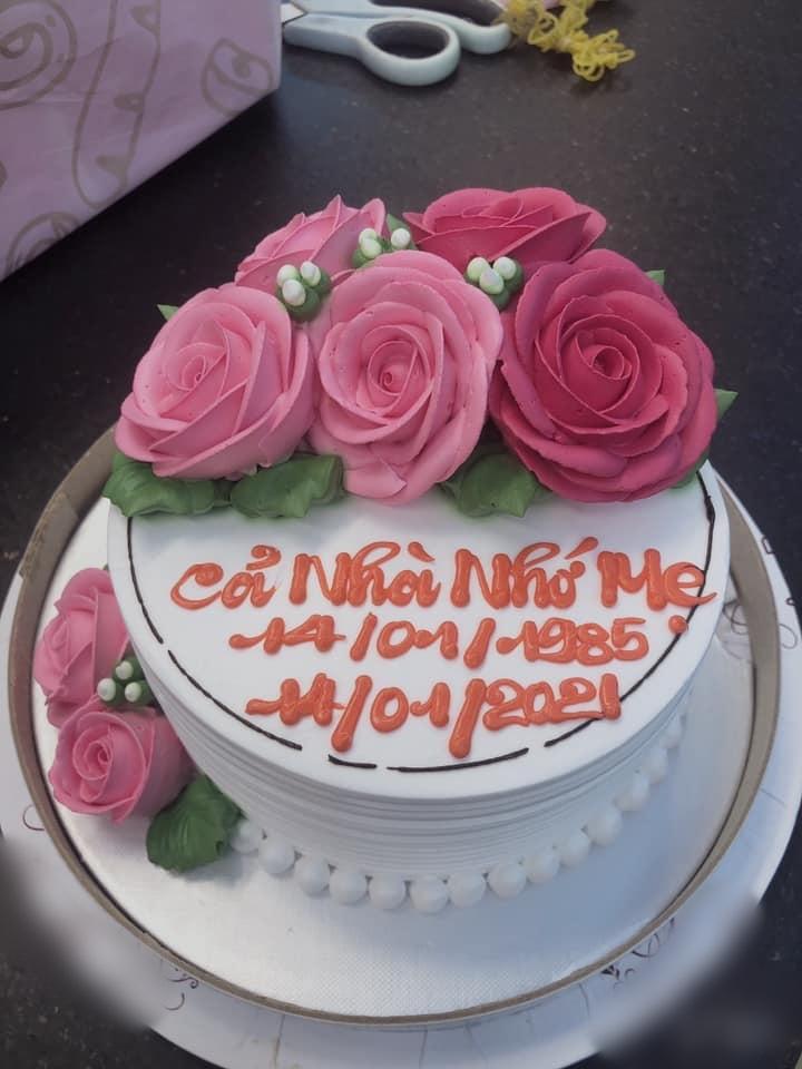 Xót xa khi nhìn thấy bánh kem con gái chọn mừng sinh nhật Mai Phương-1