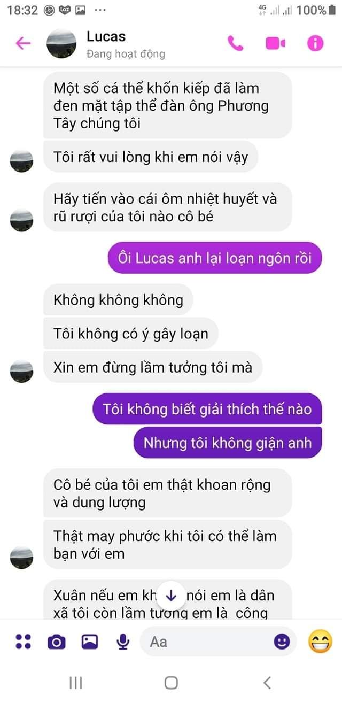 Cười bò bởi cách tán gái như văn mẫu xửa xưa của trai Tây, tiếng Việt sặc mùi Google dịch nhưng dân mạng vẫn xuýt xoa vì cute quá-9