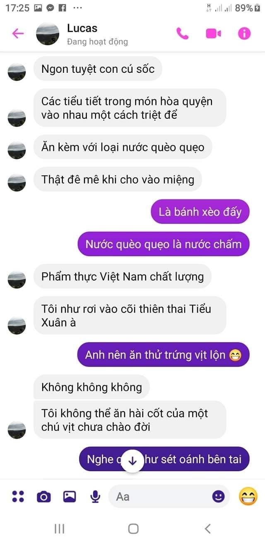 Cười bò bởi cách tán gái như văn mẫu xửa xưa của trai Tây, tiếng Việt sặc mùi Google dịch nhưng dân mạng vẫn xuýt xoa vì cute quá-11