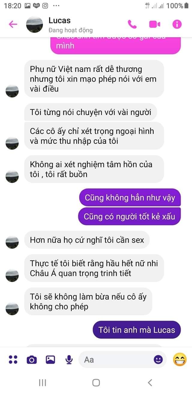 Cười bò bởi cách tán gái như văn mẫu xửa xưa của trai Tây, tiếng Việt sặc mùi Google dịch nhưng dân mạng vẫn xuýt xoa vì cute quá-8