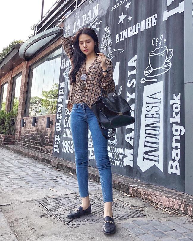 Ngoài Hà Tăng, phu nhân TGĐ tập đoàn đầu tư Cocobay cũng là thánh diện quần skinny với loạt outfit khoe dáng siêu nuột-9